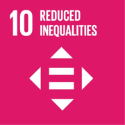 Doing Well by Doing Good Reduced Inequalities Icon