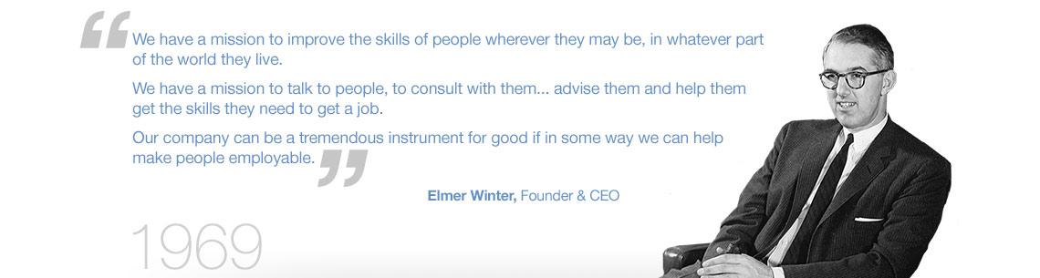 ManpowerGroup Founder Elmer Winter on Sustainability